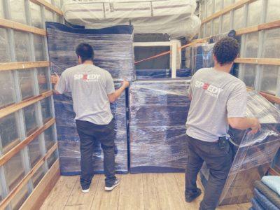 spokane-moving-company-services-inside truck