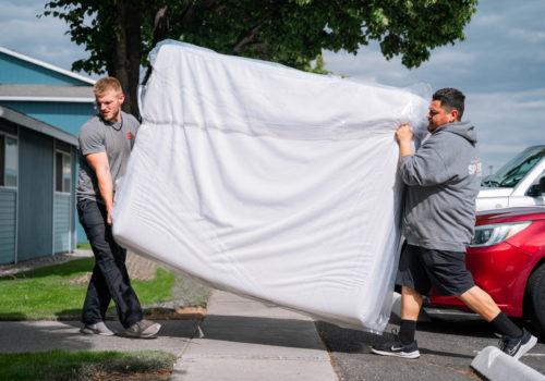 mattress moving